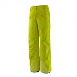 Patagonia Pantaloni Alpinismo Snowshot Chartreuse Uomo