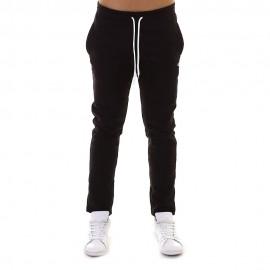 Champion Pantaloni Open  Slim Nero Uomo