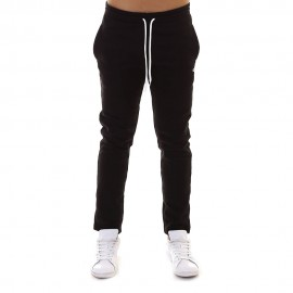 Champion Pantaloni Open  Slim Nero Uomo