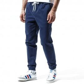 Champion Pantaloni Con Polsino Roc Blu Uomo