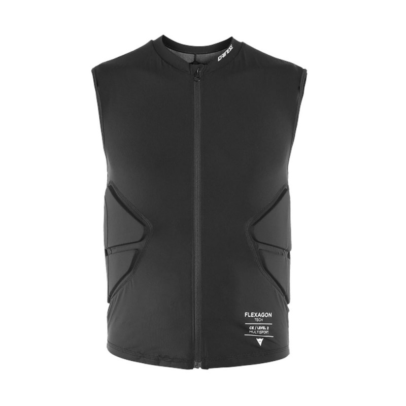 Dainese Paraschiena Sci Flexagon Nero Uomo