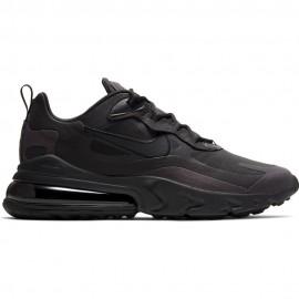 Nike Sneakers Air Max 270 React Nero Bambino