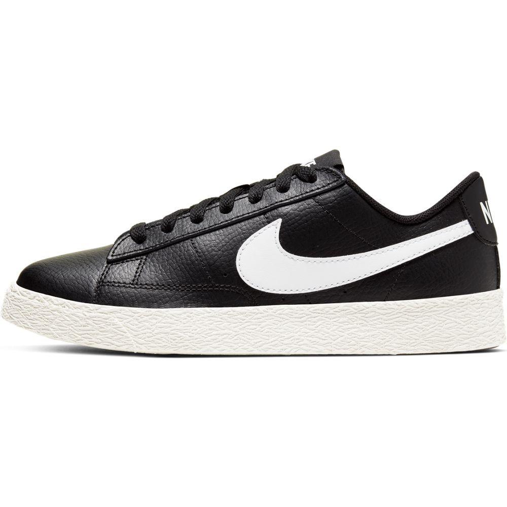 Nike Sneakers Blazer Low Gs Nero Bianco Bambino - Acquista online ...