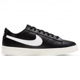 Nike Sneakers Blazer Low Gs Nero Bianco Bambino