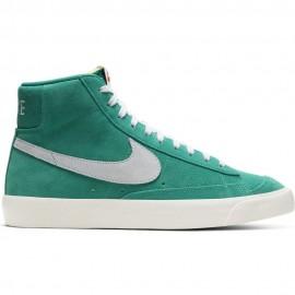 Nike Sneakers Blazer Mid '77 Suede Verde Uomo