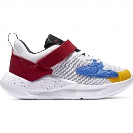 Nike Sneakers Jordan Cadence Ps Bianco Rosso Bambino