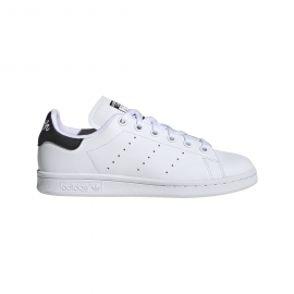 ADIDAS originals sneakers stan smith gs bianco nero bambino