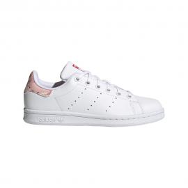 ADIDAS originals sneakers stan smith gs bianco bambina