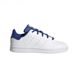 ADIDAS originals sneakers stan smith ps bianco blu bambino