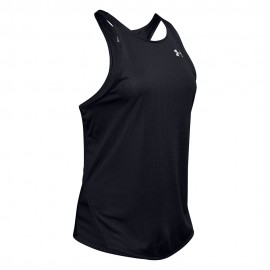Under Armour Canotta Running Speed Stride Nero Donna