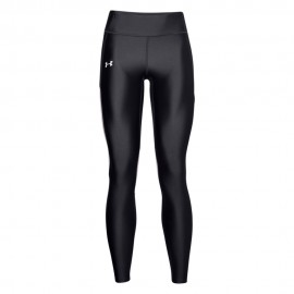 Under Armour Leggings Running Speed Stride Nero Viola Donna