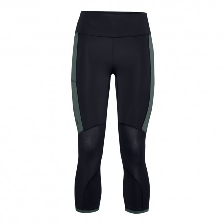Under Armour Maglia Running Anywhere Cropped Nero Donna