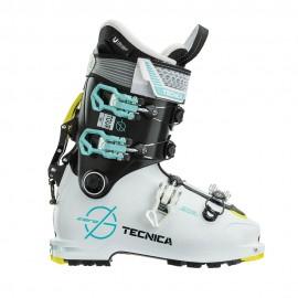 Tecnica Scarponi Sci Alpinismo G Tour Bianco Nero Donna