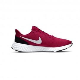 Nike Scarpe Running Revolution 5 Rosso Bianco Nero Uomo