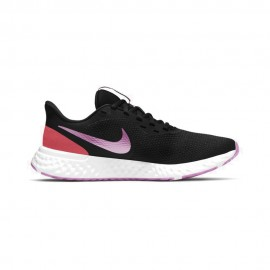 Nike Scarpe Running Revolution 5 Nero Rosa Donna