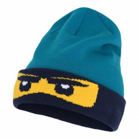 Lego Berretto Sci Lwantony 710 Azzurro Bambino