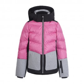 Icepeak Giacca Sci Lillie Hot Rosa Bambina