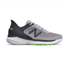 New Balance Scarpe Running 860v11 Light Aluminum Nero Uomo