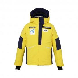 Phenix Giacca Sci Norway Alpine Team Giallo Bambino