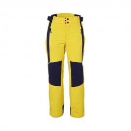 Phenix Pantaloni Sci Norway Alpine Team Giallo Bambino
