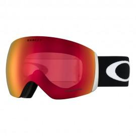 Oakley Maschera Sci Flight Deck Xl Prizm Torc Nero Opaco