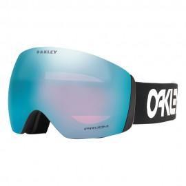 Oakley Maschera Sci Flight Deck Xl Prizm Sapph Nero