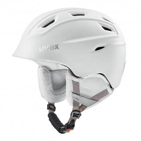 Uvex Casco Sci Fierce Bianco