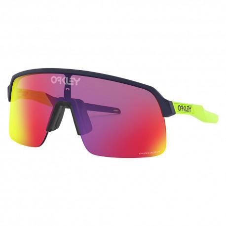 Oakley Occhiali Sci Sutro Lite  Priszm Road Blu Opaco