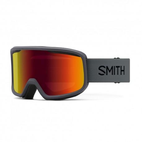 Smith Maschera Sci Frontier Grigio Rosso