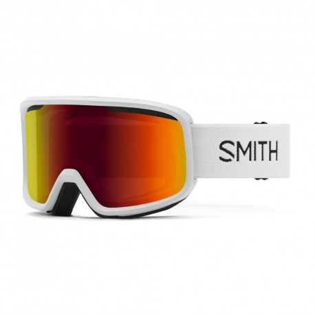 Smith Maschera Sci Frontier Bianco Rosso