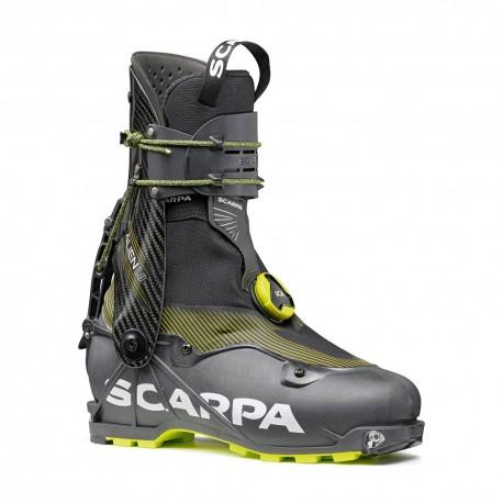 Scarpa Scarponi Sci Alpinismo Alien 1.0 Nero Uomo