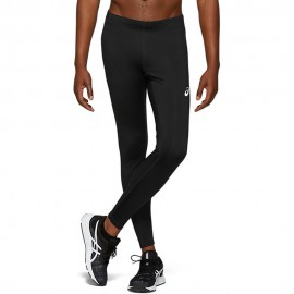 Asics Leggings Running Silver Performance Nero Uomo