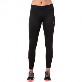 Asics Leggings Running Silver Performance Nero Donna