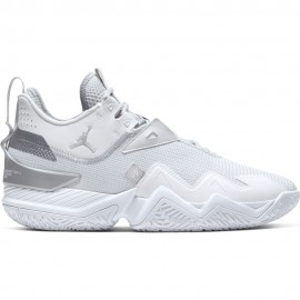 Nike Sneakers Jordan Westbrook One Take Bianco Bianco Uomo