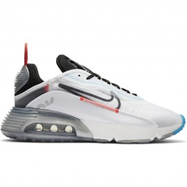 Nike Sneakers Air Max 2090 Bianco Platinum Uomo