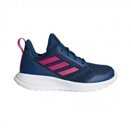 Adidas Sneakers Altarun K Gs Blu Fucsia Bambina