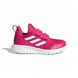 Adidas Sneakers Altarun Cf Gs Fucsia Bianco Bambina
