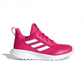 Adidas Sneakers Altarun Gs Fucsia Bianco Bambina