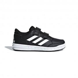 Adidas Sneakers Altasport Cf Ps Nero Bianco Bambino
