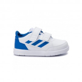 Adidas Sneakers Altasport Cf Td Bianco Blu Bambino