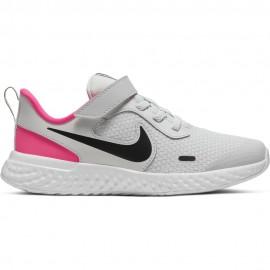 Nike Sneakers Revolution 5 Psv Dust Rosa Bambina