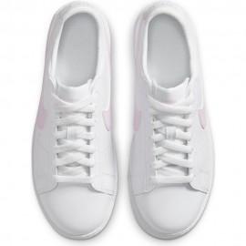 Nike Sneakers Blazer Low Gs Bianco Rosa Bambina