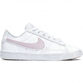Nike Sneakers Blazer Low Ps Bianco Rosa Bambina