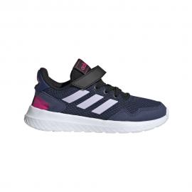 ADIDAS sneakers archivio c blu bianco bambino