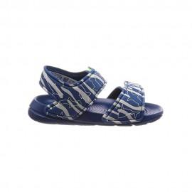 ADIDAS sandali altaswim i blu grigio bambino