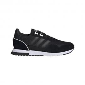 ADIDAS sneakers 8k 2020 nero bianco uomo