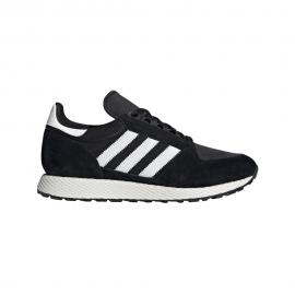 ADIDAS originals sneakers forest grove nero bianco uomo