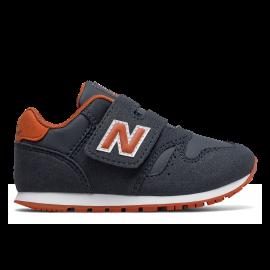 New Balance Sneakers 373 Td Blu Arancio Bambino