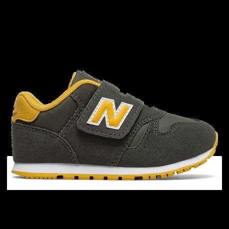 New Balance Sneakers 373 Td Verde Giallo Bambino