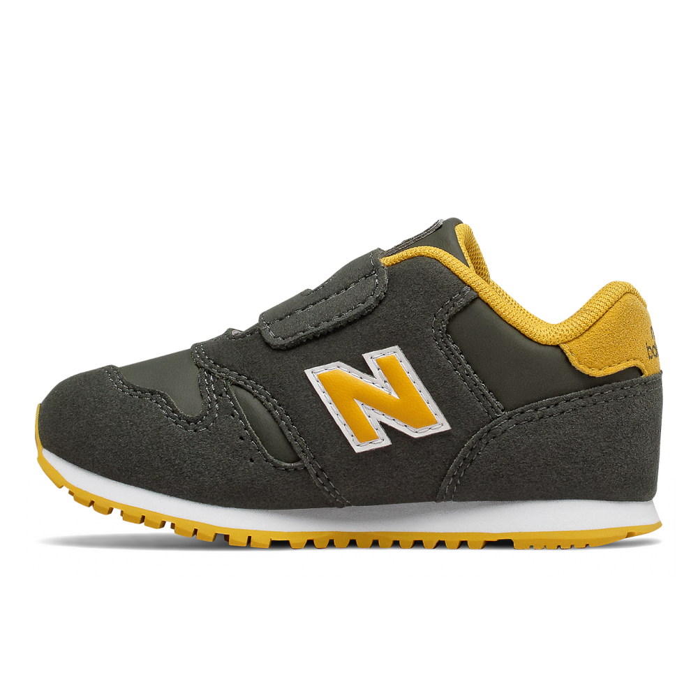 New Balance Sneakers 373 Td Verde Giallo Bambino - Acquista online ...
